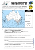 Extreme weather event - passage of a cold front - Australia 9th JUne 2021