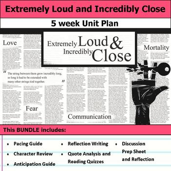 Extremely Loud And Incredibly Close Teaching Resources Teachers