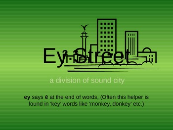 Ey Street (Sound City)