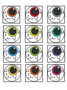 Eye Ball Arrays