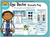Eye Doctor Dramatic Play