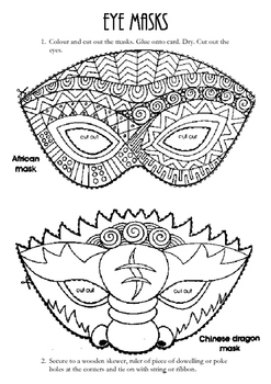 Eye Masks