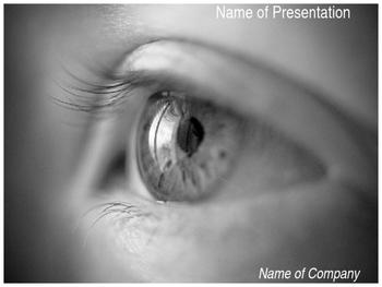 Eye PPT Template
