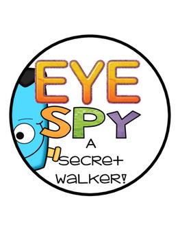 Eye Spy Good Behavior (FREEBIE)