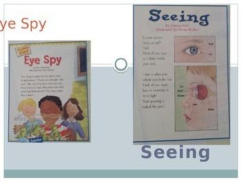 Eye Spy / Seeing Power Point