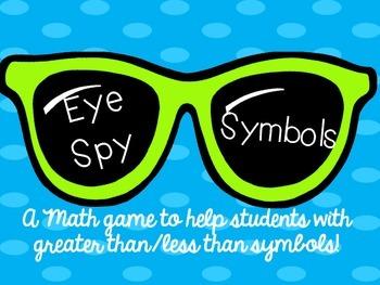 Eye Spy Symbols