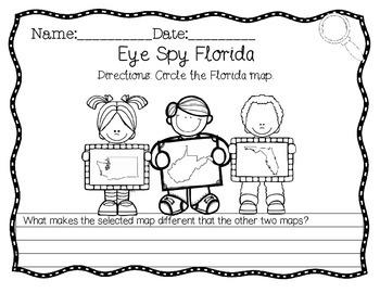 Eye Spy The States