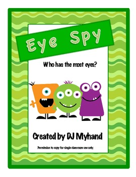 Eye Spy - Who Has the Most Eyes?