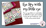 Eye Spy with my little eye - Christmas