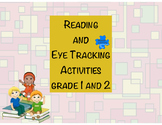 Eye Tracking for Reading   With Demonstration Videos RTI  Classroom