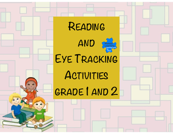 Eye Tracking for Reading   With Demonstration Videos RTI