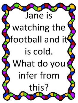 Eye into Inferences