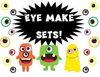 Eye make sets