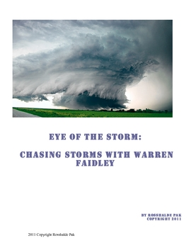 Eye of the Storm - 5th grade Vocabulary Quiz