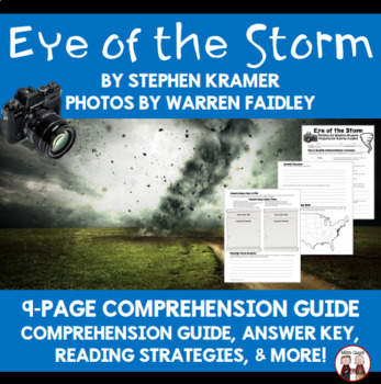 Eye of the Storm Questions and Activities