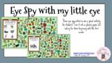 Eye spy with my little eye
