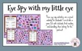 Eye spy with my little eye - CVC read and decode