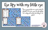 Eye spy with my little eye - Read and decode #2