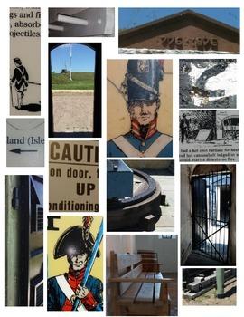 Eyeball Bender Scavenger Hunt@Fort Moultrie, Sullivan's Island, SC