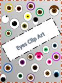 Eyes Clip Art PNG