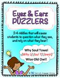Eyez & Earz Puzzlers