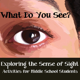 Human Body: The Eye and Vision Hands-On Activity