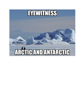 Eyewitness Arctic and Antarctic Video Questions