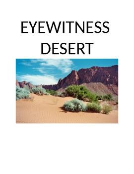 Eyewitness Desert Video Questions