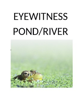 Eyewitness Ponds and River Video Questions
