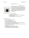 Eyewitness Report Handout and Example