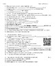Eyewitness Video Series - APE Video Worksheet (Movie Guide)