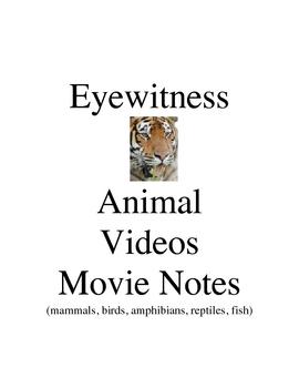 Eyewitness movie notes