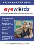 Eyewords Free Program Information Package
