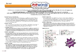 Eyewords Multisensory Games And Activities, Words 101-150