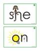 Sight Words Eyewords Multisensory Flashcards/Wordwall Cards 51-100