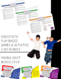 Eyewords Multisensory Sight Words Games & Activities Bundl