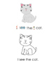 Sight Word Stories, Eyewords Booklet 1:  I, see, the