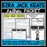 Ezra Jack Keats:  An Author  Packet