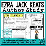 Ezra Jack Keats:  An Author Study Packet