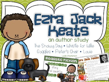 Ezra Jack Keats - An Author Study