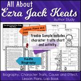 Ezra Jack Keats Author Study FREEBIE