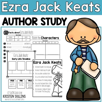 "Ezra Jack Keats ""Click-and-Print"" Book Bundle"
