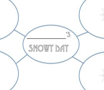Ezra Jack Keats Snowy Day Writing
