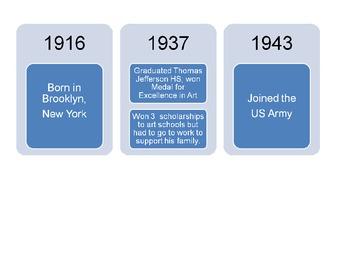 Ezra Jack Keats: Timeline Bio