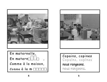 BDL Les bandes de lecture Maternelle et première Série A Immersion F 23