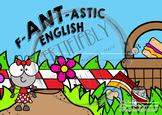 F-ANT-astic English