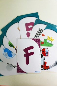 'F' Phonics Resource Package