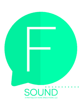 F Sound Printable Flashcards