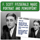 F. Scott Fitzgerald Magic Portrait Video & PowerPoint for