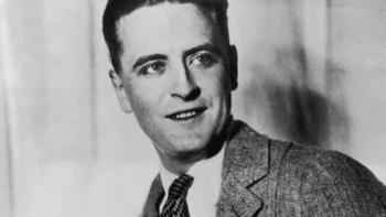 F. Scott Fitzgerald fill-in-the-blank handout to go along with a 3 minute video
